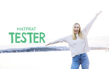 MatPrat lanserer webserien MatPrat Tester