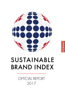 Offisiell rapport Sustainable Brand Index 2017