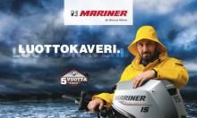 Motonet tuo Mariner-perämoottorit Suomen markkinoille