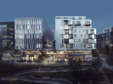 Skanska bygger hotell och utvecklar bostäder i Oslo för cirka 490 miljoner kronor