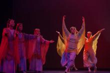 Erster Welteurythmietag am 24. September – unterstützt von der Sektion für Redende und Musizierende Künste am Goetheanum