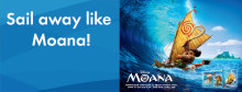Q-Park Sails Away with Disney's Moana!