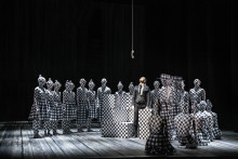 """Kafkas """"Processen"""" som dansföreställning för första gången någonsin – urpremiär på Kungliga Operan 17 maj"""