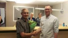 Gösta besökte Vårdcentralen Malmen först av alla