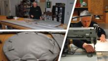 Reportage: ISOVER ULTIMATE nätmattor värmeisolerar och skyddar mot heta ytor