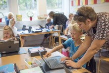 Pressinbjudan: Grundskolan satsar på digitalisering