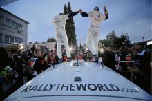 Vive la France! Ogier wins title and rally; Volkswagen takes huge step forwards