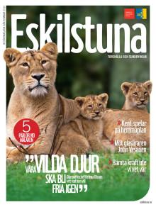 Eskilstunas besöksmagasin är på väg ut