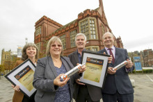 Double win for Northumbria in technology awards