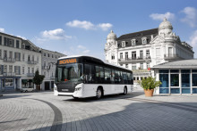 Bredeste udvalg af køretøjer med alternative brændstoftyper på Busworld i Kortrijk
