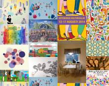 Rösta fram årets Kulturkalaskonstnär