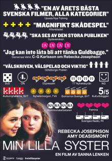 Idag har hyllade Min lilla syster svensk biopremiär