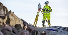 Svevia bygger stadsgata genom Sundsvall