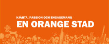 ​​En orange stad - Kristianstad