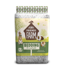 New Eco Bedding for small pets has solid green credentials