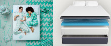 Madrassentreprenören Simba lanserar storsäljande madrass i Sverige