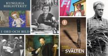 Vårens föreläsningar: svältår, rösträttskamp och bokförläggaren Astrid Lindgren
