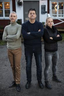 """Experter och coach från GIH i SVT:s """"Bästa träningen"""""""