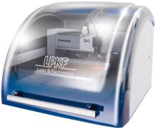 Inhouse-Prototyping - ProtoMat S63 behärskar 2,5 dimensionell material-bearbetning