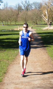 SportsAid fundraiser John Smit talks about his journey training for the 2014 London Marathon