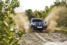 Nya Toyota Land Cruiser nu i Sverige