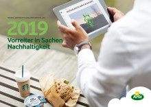 Halbjahresbilanz 2019: Arla Foods gewinnt weiter an Dynamik