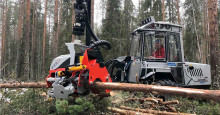Vimek and Nisula Forest initiates cooperation