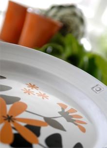 """rotordesign: Ny textil- och keramikkollektion """"Under solen"""""""