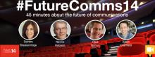 Tulevaisuuden viestintä - livetilaisuus tänään!