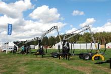 Succé för lansering av Trejon Multiforest på Elmia