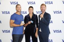 """""""Ich zahle Visa"""" – Visa feiert Rekordkampagne mit großer Instagram Celebrity Challenge"""
