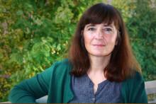 Umeå kommuns konststipendium 2016 tilldelas Christina Västerbo