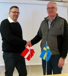 Ny Cranab-återförsäljare i Danmark för Slagkrafts vägröjningsmaskiner