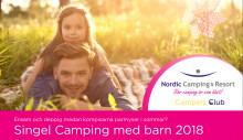 Singel Camping ny trend på svenska campingplatser