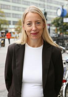 Elisabeth Lindgren slutar på SJ