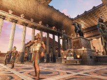 NEW VIDEO: Architects of Argos To Be Released for Conan Exiles Today