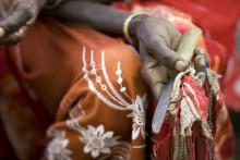 UNICEF: Krafttag behövs mot kvinnlig könsstympning och barnäktenskap