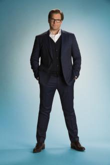 Michael Weatherly är tillbaka i rättsdramat BULL - Säsongspremiär på FOX tisdag den 24 oktober kl 21.55