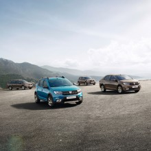 Dacia familien fornyes