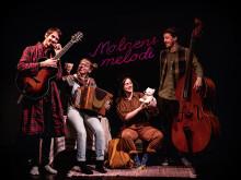 Musikalisk barnföreställning: Molnens melodi