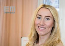 Bella Hedbom från Einar Mattsson nominerad till Årets unga fastighetskvinna