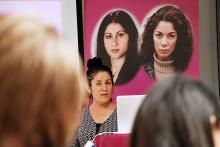 Föreläsning av Sara Mohammad tillsammans med GAPFs stödsamordnare: Hur kan man uppmärksamma signaler av hedersförtryck?