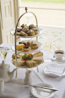Stoke Park Marks The Diamond Jubilee With A Specially Designed Afternoon Tea