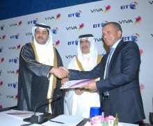 BT PARTNERS WITH VIVA TO BUILD A GLOBAL IP EXCHANGE INTEROPERABILITY HUB IN THE KINGDOM OF BAHRAIN