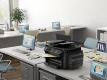 Epson Meluncurkan Printer Tangki Tinta Multifungsi A3 Pertama dengan Produktifitas Tinggi serta Biaya Cetak Rendah