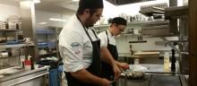 Stockholms Internationella Restaurangskola går för ny seger i Unga ekokockar