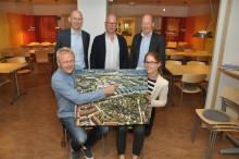 HSB bygger 60 lägenheter i Fyrklövern