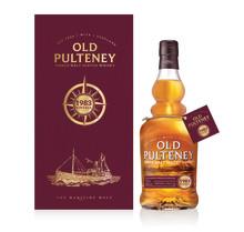 Tre Old Pulteney att börja whiskyåret 2019 med!
