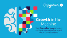 Intelligent automatisering kan skapa en tillväxt på 512 miljarder dollar inom bank- och finanssektorn till 2020