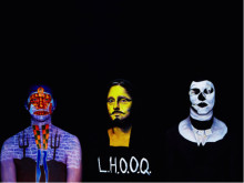 """ANIMAL COLLECTIVE - NYTT ALBUM OG NY SINGEL - """"PAINTING WITH"""" UTE 19.02"""